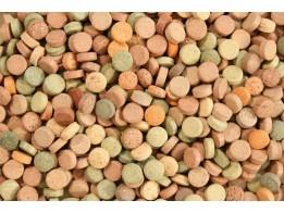 Mix-Tablett przylepne - 50 sztuk pokarm kod44